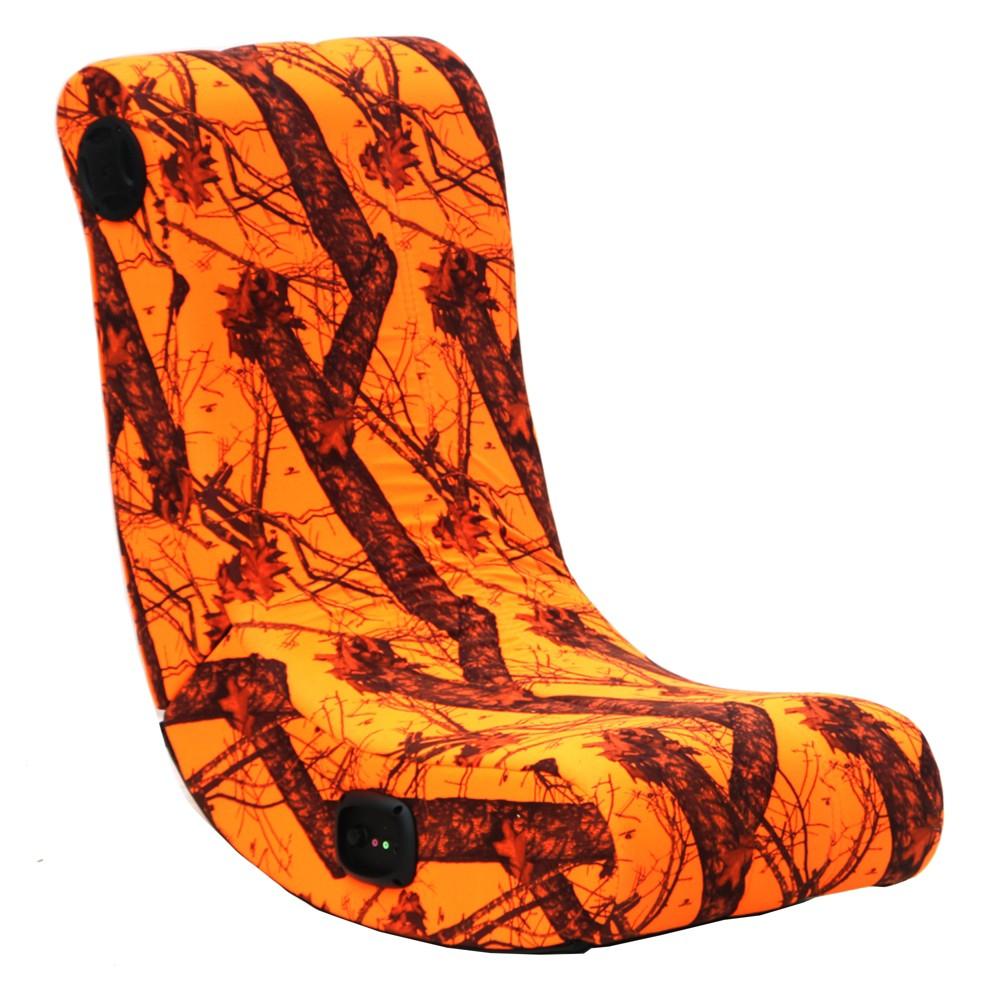 Gaming Chairs X Rocker Orange