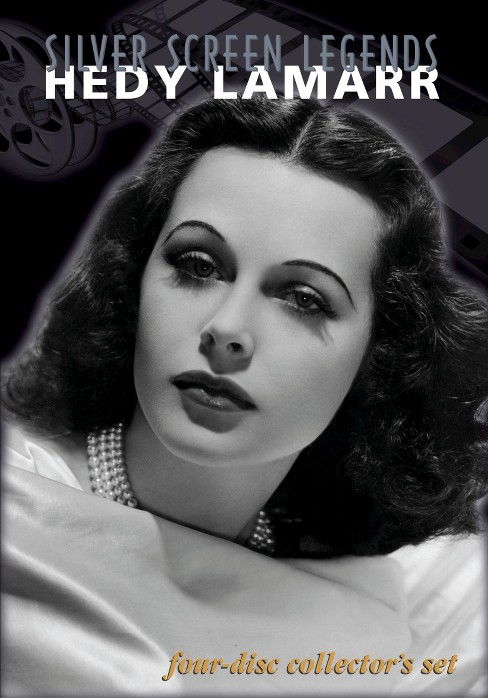 Hedy Lemarr Silver Screen Legends (DVD) - image 1 of 1