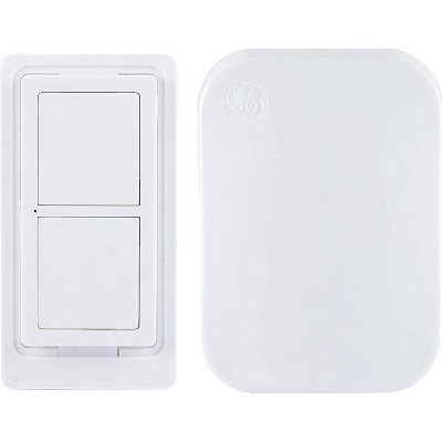 General Electric mySelectSmart Wireless Remote Control Light Switch 1 Outlet White