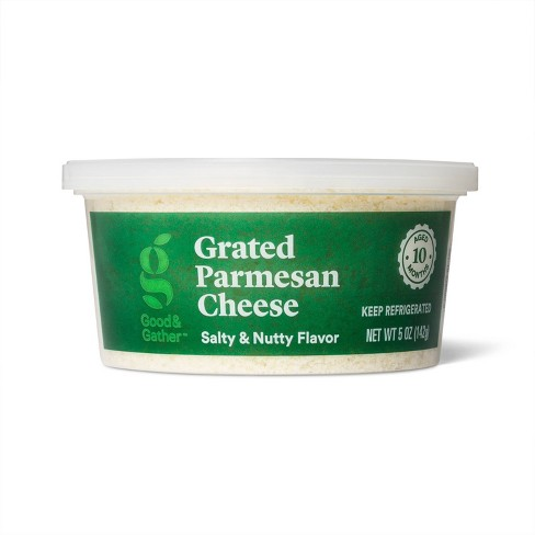 Grated Parmesan Cheese Cup - 5oz - Good & Gather™ - image 1 of 3
