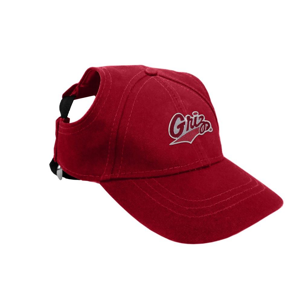 Montana Grizzlies Little Earth Pet Baseball Hat - XL