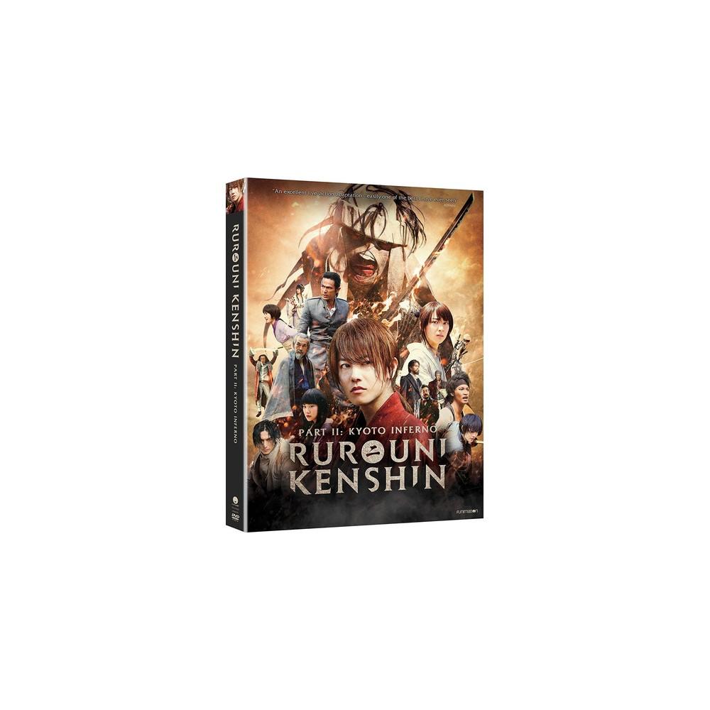 Rurouni Kenshin:Kyoto Inferno Part Ii (Dvd)