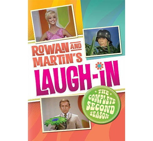 Rowan & Martin's Laugh In:Complete Se (DVD) - image 1 of 1