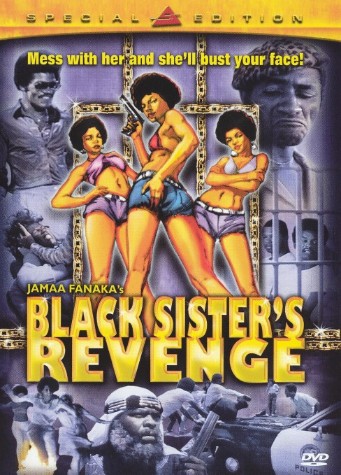Black sister's revenge (DVD) - image 1 of 1