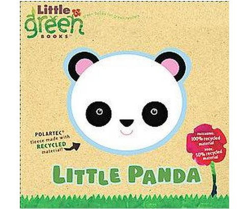 Little Panda ( Little Green Books) (Rag Book) by Kimberly Ainsworth - image 1 of 1