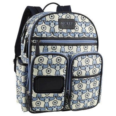 Disney Mickey Mouse Diaper Bag - Blue