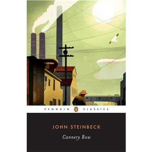 Cannery Row - (Penguin Great Books of the 20th Century) by  John Steinbeck (Paperback) - image 1 of 1