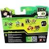 "Bandai Ben 10 Omniverse 2"" Mini Figure 2-Pack: Feedback & Shocksquatch - image 2 of 2"