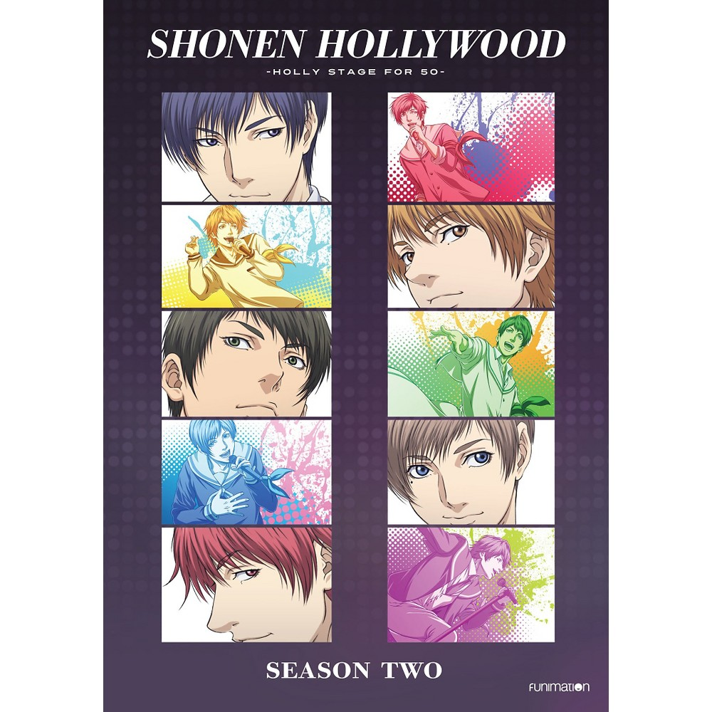 Shonen hollywood:Holly stage for 50 s (Dvd)