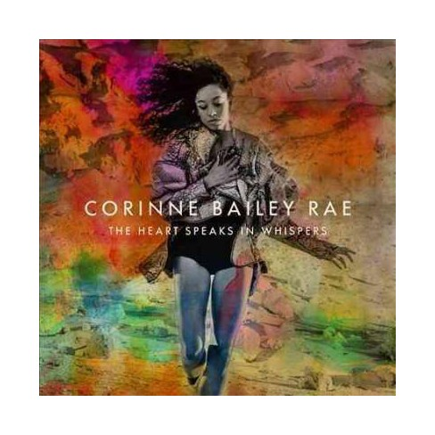 Corinne Bailey Rae - The Heart Speaks In Whispers (CD) - image 1 of 1