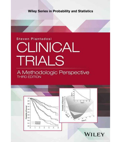 Clinical Trials : A Methodologic Perspective (Hardcover) (Steven Piantadosi) - image 1 of 1