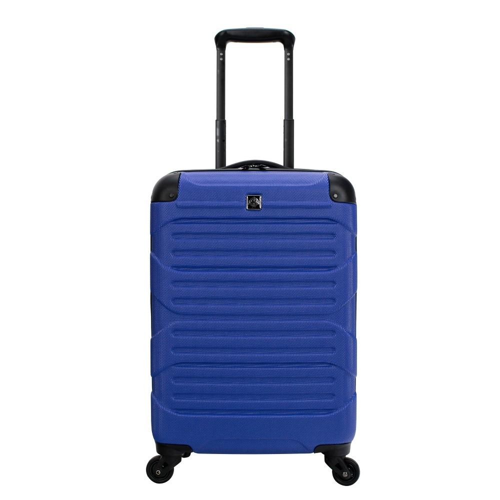 "Image of ""Skyline 20"""" Hardside Spinner Carry On Suitcase - Blue"""