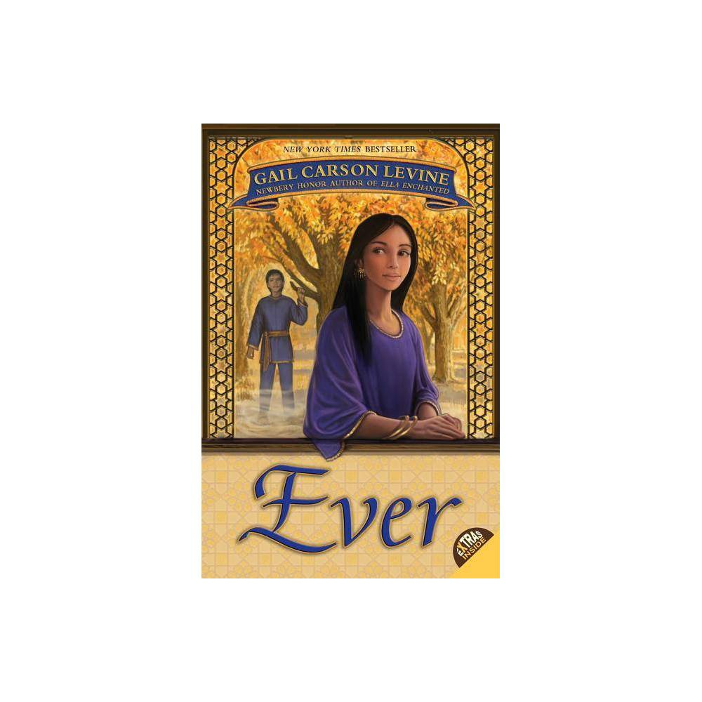 Ever By Gail Carson Levine Paperback
