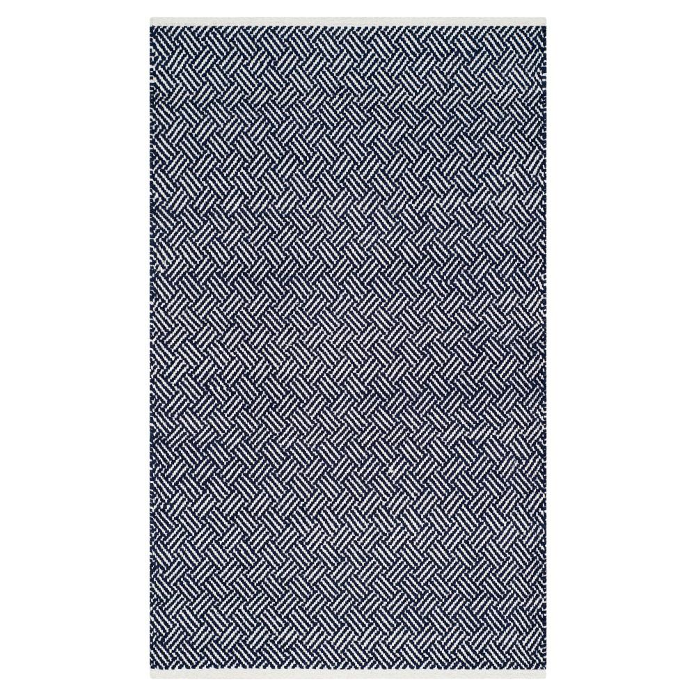 Kala Area Rug - Navy (Blue) (4'x6') - Safavieh