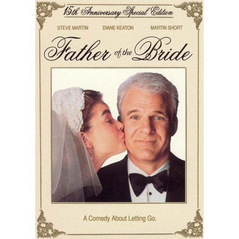 Father of the Bride (15th Anniversary) (dvd_video) - image 1 of 1