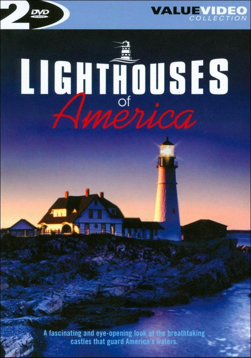 Lighthouses of america (DVD) - image 1 of 1