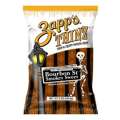 Utz Zapp's Bourbon St. Smokey Sweet Thinz - 8oz