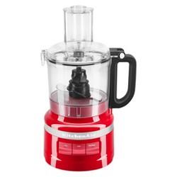 KitchenAid 7 Cup Food Processor - Red KFP0718ER