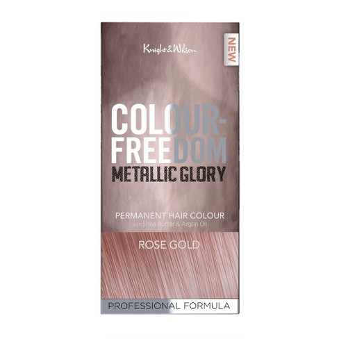 Knight Wilson Color Freedom Metallic Glory Permanent Hair Color