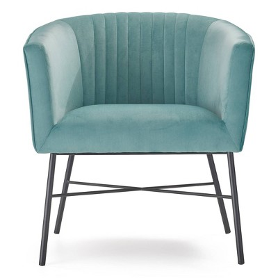 Leone Tufted Accent Chair - Adore Décor