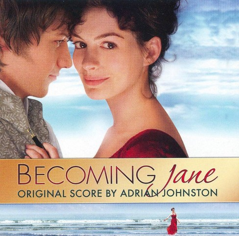 Adrian johnston - Becoming jane (Osc) (CD) - image 1 of 1