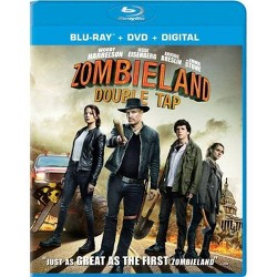 Zombieland: Double Tap (Blu-ray + DVD + Digital)