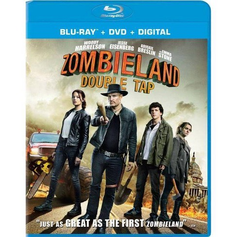 Zombieland: Double Tap (Blu-ray + DVD + Digital) - image 1 of 1