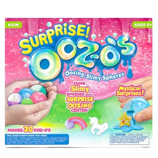 Surprise Ooz-Os Mystical Surprise Activity Kit