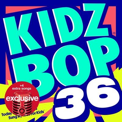 Various Artists - KIDZ BOP 36 (Target Exclusive) (CD)