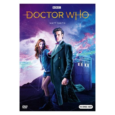 Doctor Who S5-7 (DVD)