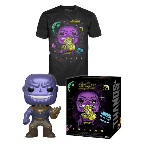 Funko POP! Marvel Collectors Box: Thanos in Space POP & Tee - image 1 of 2
