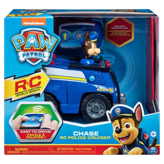PAW Patrol Chase Remote Control Police Cruiser image number null