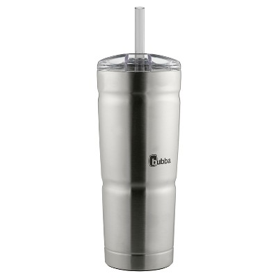 Bubba 24oz Envy Stainless Steel Water Bottle Gray