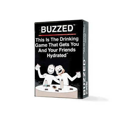 Buzzed: Hydration Edition Card Game