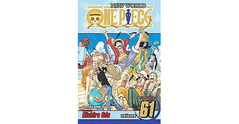 One Piece 61 (Paperback) (Eiichiro Oda) - image 1 of 1