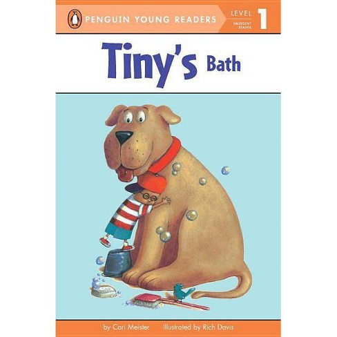 Tiny's Bath - by  Cari Meister (Paperback) - image 1 of 1