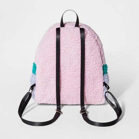 d4a7a5c12b71 Girls  Sherpa Mini Backpack - Cat   Jack™   Target