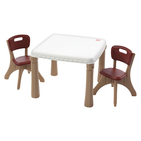 Step  Lifestyle Dining Room Table And Chair Set