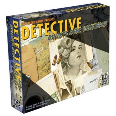 Detective - Bullets Over Hollywood Board Game