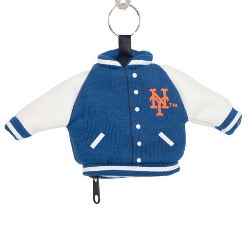 MLB New York Mets Jacket Keychain - image 1 of 2