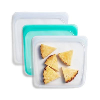 Stasher Sandwich Trio Container - 3ct