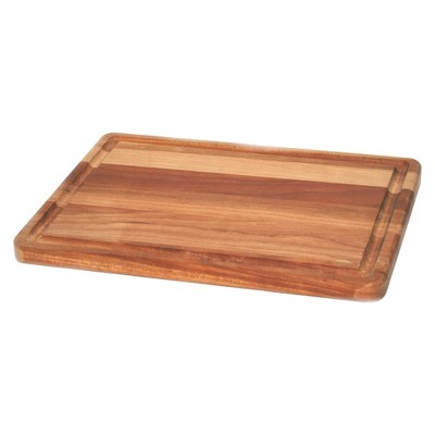 La Baie de l'artisan 10  X 13  X 0.75  Cherry Roast with Groove Cherry