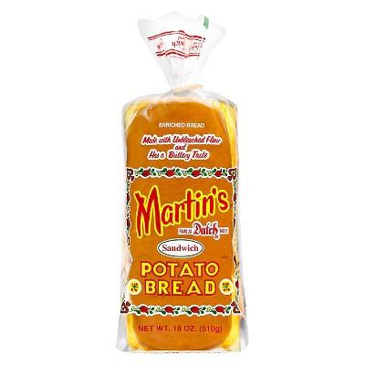 Martin's Potato Sandwich Bread - 18oz