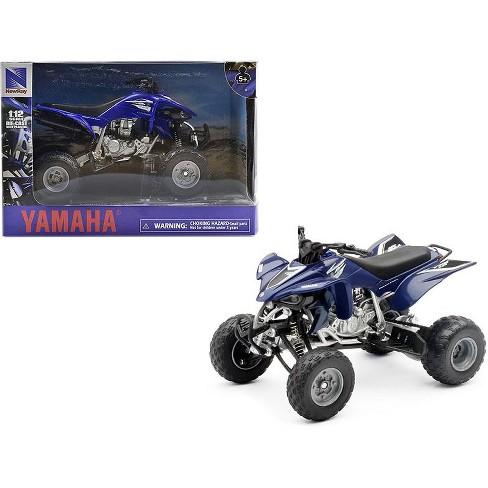 Yamaha YFZ 450 ATV 1/12 Motorcycle Model by New Ray - image 1 of 1