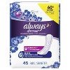 Always Discreet Incontinence and Postpartum Pads for Women - Extra Heavy Absorbency - Long Length - 45ct - image 4 of 4