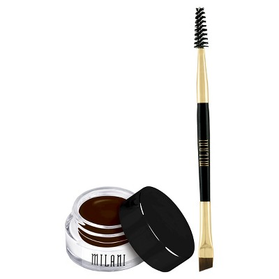 Milani Stay Put Brow Color with Dual-Ended Pro Brush