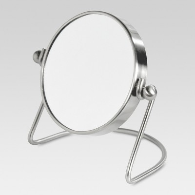 Removable Mini Mirror - Brushed Nickel - Threshold™