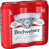 Budweiser Lager Beer - 3pk/25 fl oz Cans - image 3 of 3