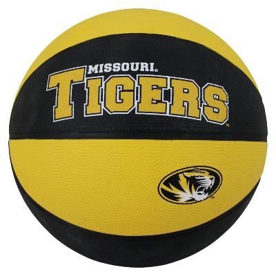 Baden Missouri Tigers Mini Rubber Football