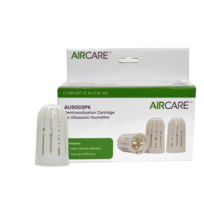 AIRCARE 3pk Demineralization Cleaning  Cartridges
